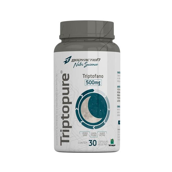 Triptopure 500mg (30 Cápsulas) - Body Action
