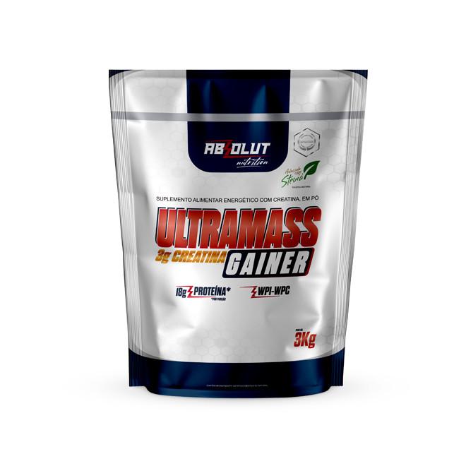 Hipercalórico Ultra Mass Gainer 3kg – Absolut Nutrition
