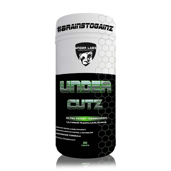 Under Cutz 60 Tabletes - Under Labz
