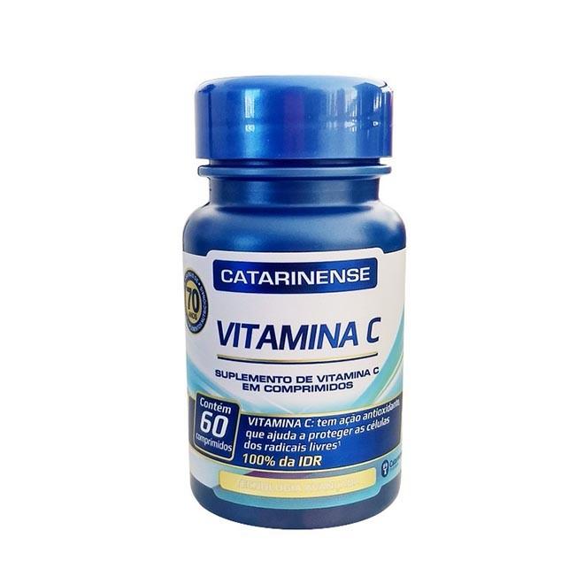 Vitamina C 60 Comprimidos - Catarinense
