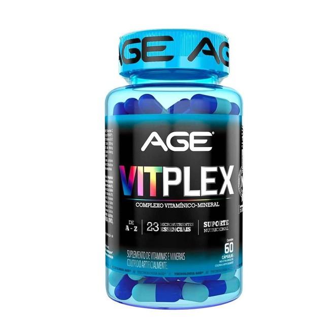 Vitplex 60 Tabletes - AGE