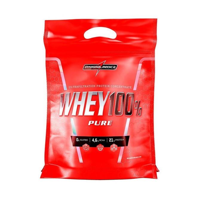 Super Whey 100% Pure Refil 1,8kg – Integralmedica