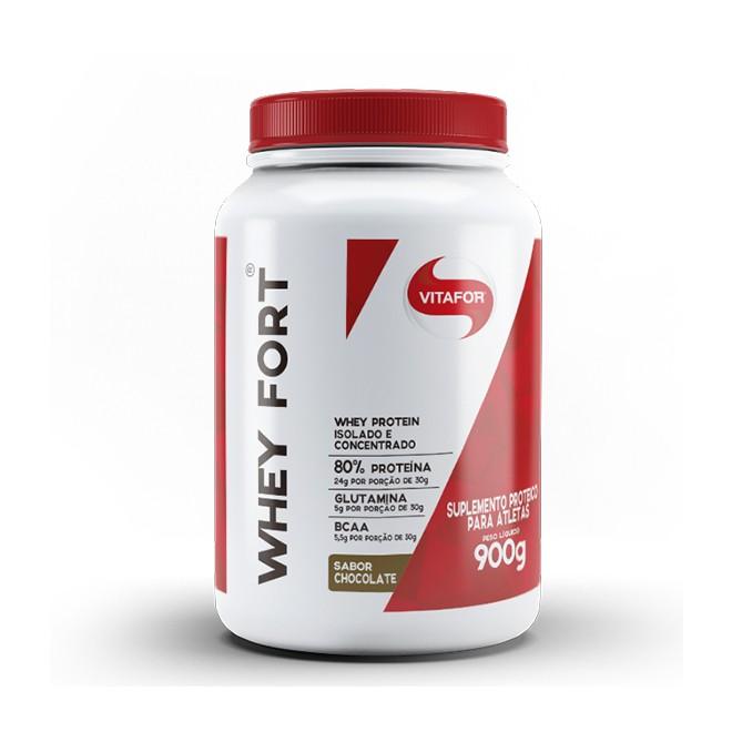 Whey Fort 900g - Vitafor