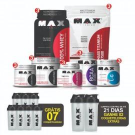 Combo II - Max Titanium