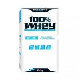 100% Whey 450g - Body Nutry