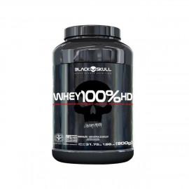 Whey 100% HD Pote (900g) - Black Skull