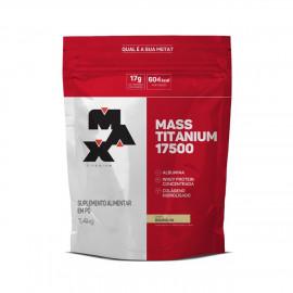 Mass Titanium 17500 1.4kg - Max Titanium