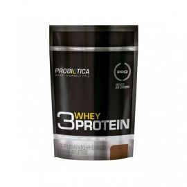 3 Whey Protein 825g Refil - Probiotica
