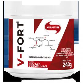 V-Fort Pré-Treino 240g - Vitafor