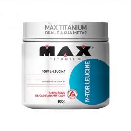 Leucina 100g - Max Titanium