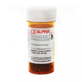 Alpha Axcell 30 Cápsulas (210mg) - Power Supplements