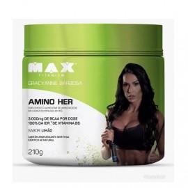 Amino Her 210g - Max Titanium