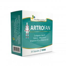 Artrofan Colágeno Tipo II 500mg (30 caps) - Flora Nativa