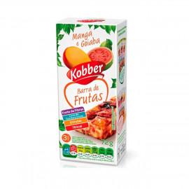 Barra de Frutas (24g cada) CX c/ 12Und - Kobber
