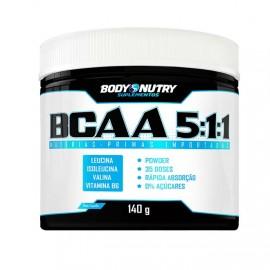 BCAA 5:1:1 140g - Body Nutry