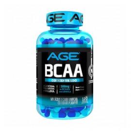 BCAA 500mg 90 Cápsulas - AGE