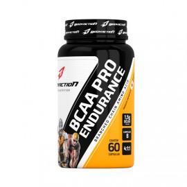 BCAA PRO Endurance (60 caps) - body Action