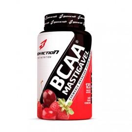 BCAA mastigável  Frutas vermelhas 120 comprimidos - Body Action