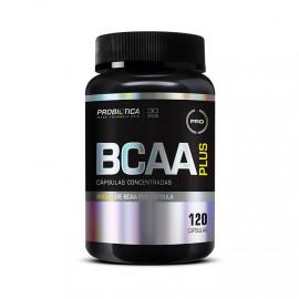 BCAA Plus 800mg 120 Cápsulas - Probiotica