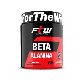 Beta Alanina 100% Pura (300g) - FTW