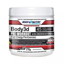 Body 3D Guaraná com Açaí - Body Nutry