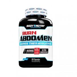 Burn Abdomen 60 Cápsulas - Body Nutry