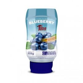 Calda Para Sobremesa Zero Calorias Blueberry 350g - Mrs Taste