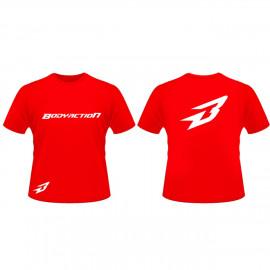 Camiseta Vermelha (Tam M) - Body Action
