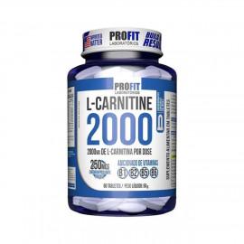 L-Carnitina 2000 + Cromo (60 Tabs) - Profit
