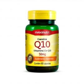 Coenzima Q10 60 Cápsulas - Maxinutri