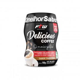 Delicious Coffee 100g Sabor Tradicional - FTW