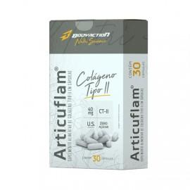 Articuflam Colágeno Tipo II (30 caps) – Body Action