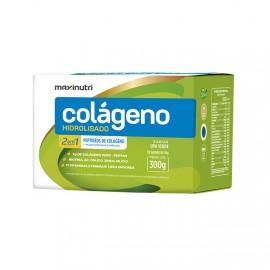 Colágeno Hidrolisado 30 Sachês - Maxinutri