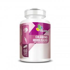 Colágeno Hidrolisado com Vitaminas (60 Caps) - Flora Nativa