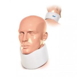 Colar Cervical de Espuma Branco - Ideal