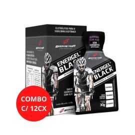Combo 12 CX Energel Black - Body Action