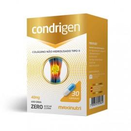 Condrigen Colágeno Tipo II - Maxinutri