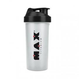 Coqueteleira 700ml Transparente - Max Titanium