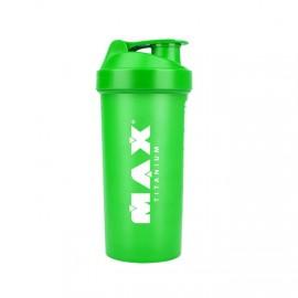 Coqueteleira Verde 700ml - Max Titanium