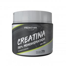 Creatina 100% Monohidratada (150g) - Predator Series - Nutrata