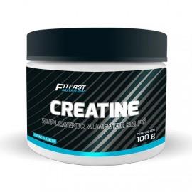 Creatina Pura 100g - Fitfast