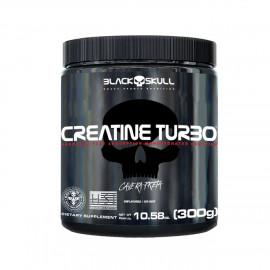 Creatina Turbo (300g) - Black Skull