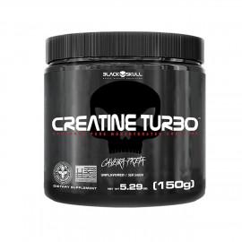 Creatina Turbo (150g) - Black Skull