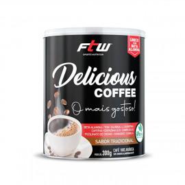 Delicious Coffee 300g Sabor Tradicional - FTW