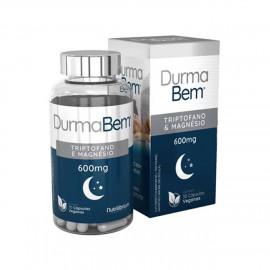 Durma Bem (Triptofano & Magnésio) 600mg 30 Cápsulas - Nutrilibrium