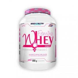 Feminy Whey 900g - Body Nutry