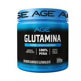 Glutamina 300g - AGE