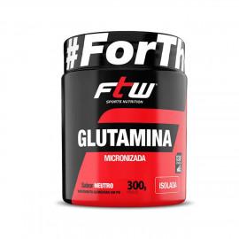 Glutamina (300g) - FTW
