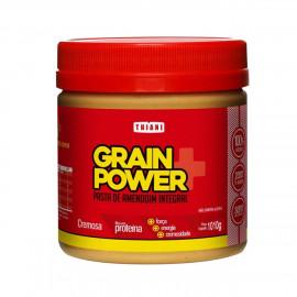 Pasta de Amendoim Cremosa 1,010g - Grain Power