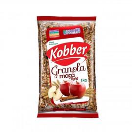 Granola de Cereais c/ Maçã e Canela Light (1kg) - Kobber